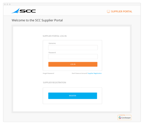 Rapidly deploy a branded and customised Vendor Portal