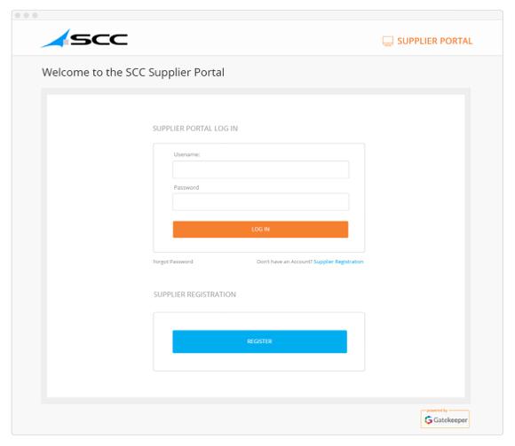 Your own, unique and branded vendor portal