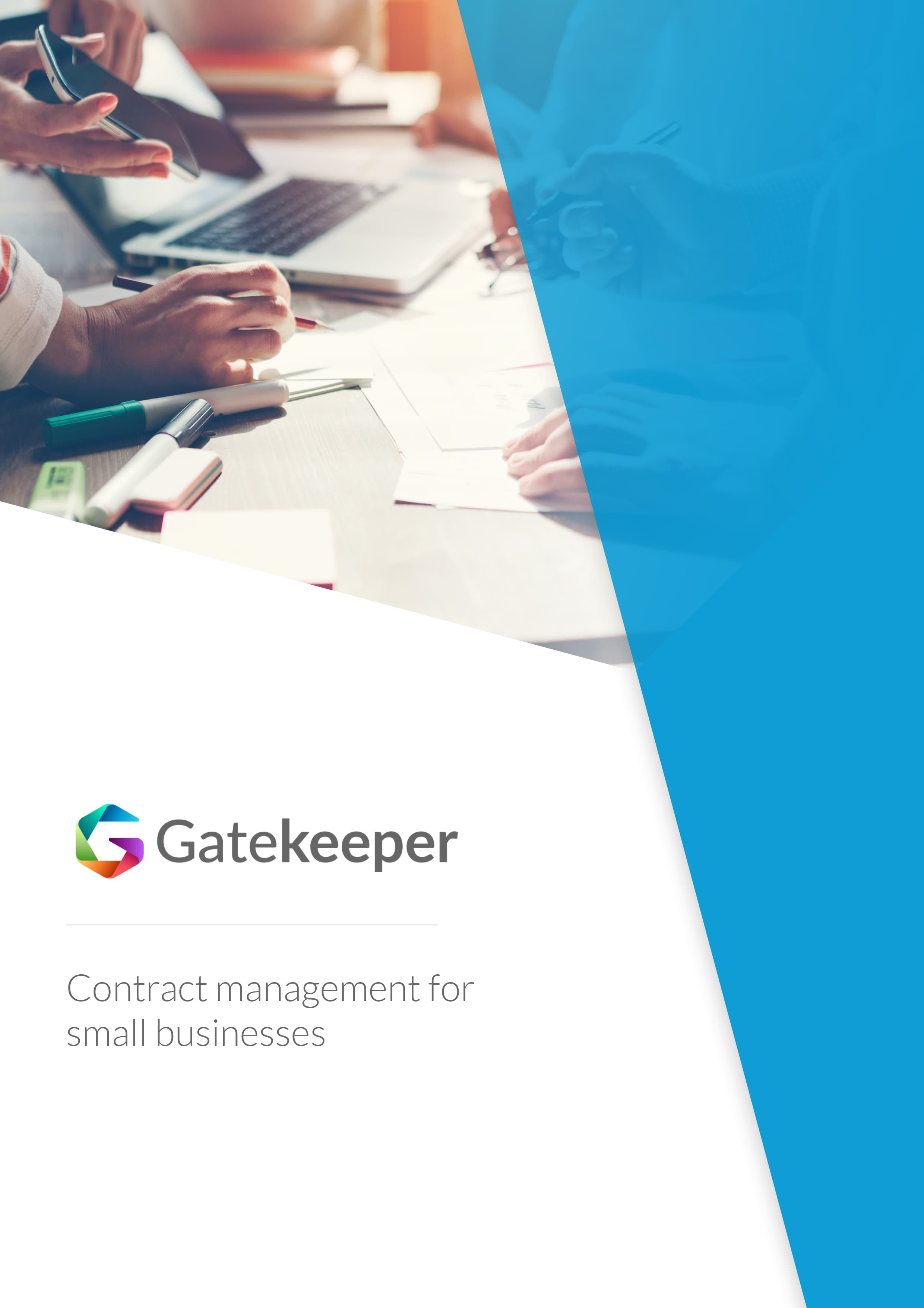 Small Business Guide to Contract Management