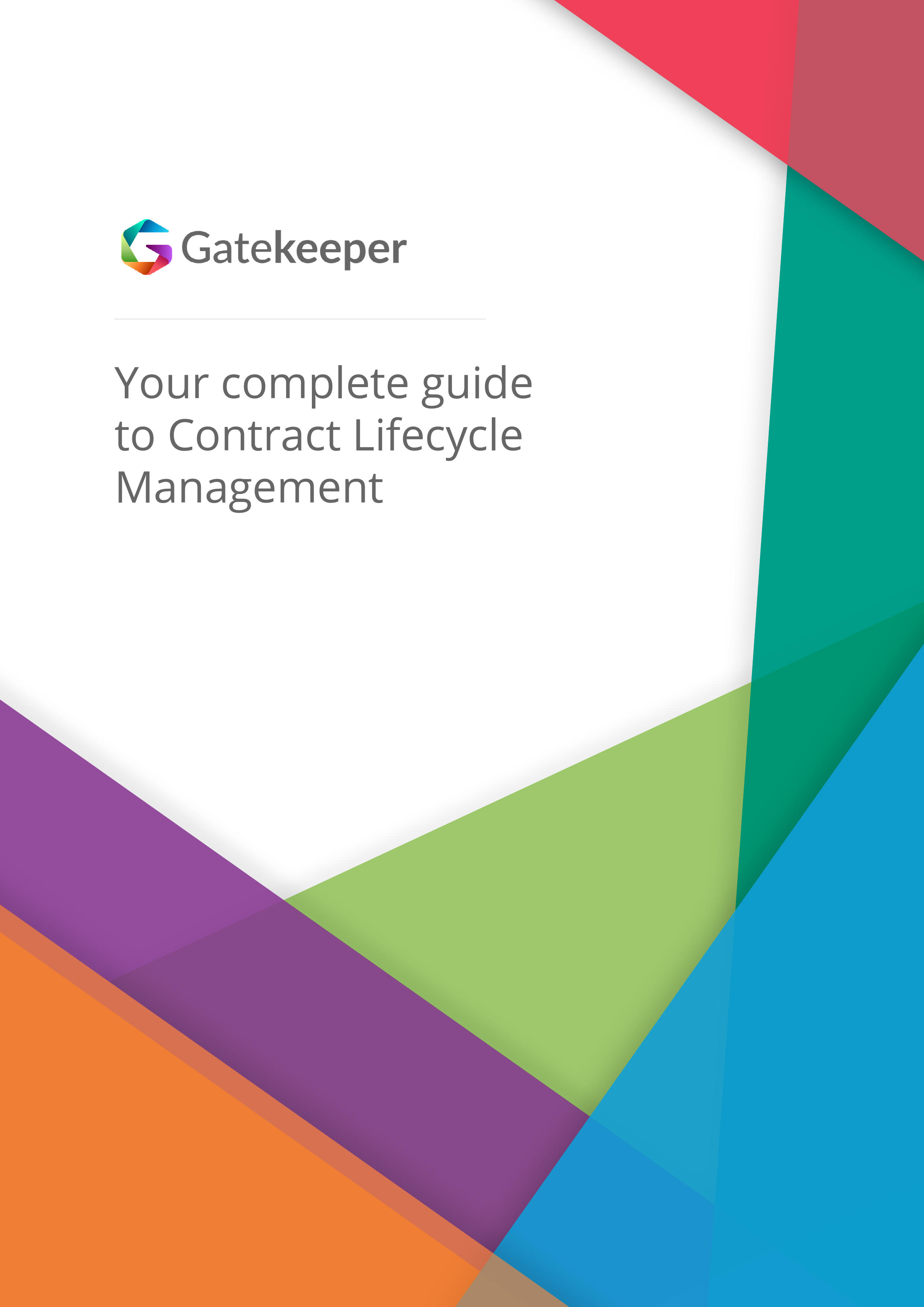Free Contract Management Ebook