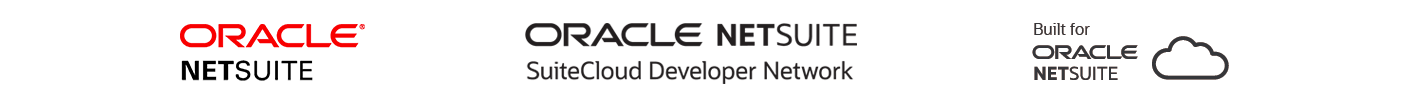 Oracle NetSuite Logos